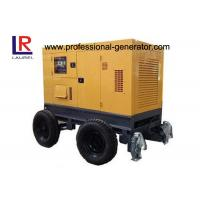 Buy cheap Small Size Cummins Diesel Generator Set Movable 20kVA Water-cooled from wholesalers