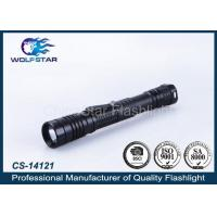 China Aluminum Alloy High Power Flashlight with 1AA or 2AA Batteries Portable Torch Light on sale