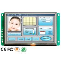 Buy cheap 65k Color 5.0 Inch Tft Color LCD Module , High Resolution Sunlight Readable Lcd Monitor from wholesalers