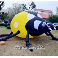Buy cheap Customized Giant Inflatable Grass Beetle for Zoo and Amusement Park Decor from wholesalers