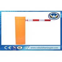 Buy cheap New Lanched DC Power Car Parking Barriers Automatic Boom Barrier For Parking Lot from wholesalers