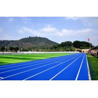 Buy cheap Odorless Running Track Surface Material Anti UV Water Vapor Resistant product