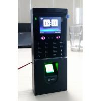 Buy cheap Fingerprint Biometric Recognition Products , Staff Biometric Time Attendance System product
