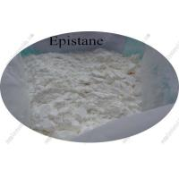 Buy cheap Muscle Building Steroids Powder Epistane/Havoc/Methyl E CAS 4267-80-5 for Bodybuilding Prohormone Supplements from wholesalers