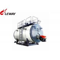 Buy cheap High Efficiency Oil Fired Central Heating Boilers Fire Tube Structure 0.5 - 20T Capacity from wholesalers