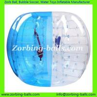 Buy cheap Zorb Ball Soccer Bubble Body Zorbing Football Bumper Balls Bubble Suit Equipment from wholesalers