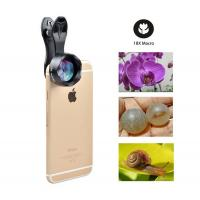 Buy cheap Yiseeca Professsional photography Macro Lens HD 18X macro mobile phone lens for iPhone 6 7 Xiaomi Android IOS smartphone from wholesalers