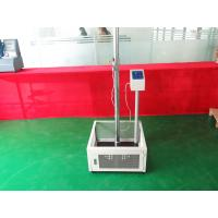 Buy cheap 0-2m Drop Weight Impact Testing Machine , Electronic Load Drop Ball Test Equipment from wholesalers