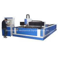 Buy cheap Fiber Laser Cutting Machine 300W 500W 750W 1000W from wholesalers