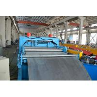 Buy cheap High Speed Cable Tray Roll Forming Machine / Rolling Form Machine 600mm Width from wholesalers