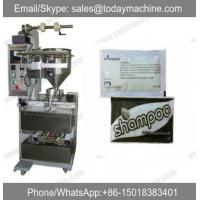 Buy cheap automatic,oil,shampoo, honey, gel, cream,liquor sachet packing machine,automatic shampoo lotion sachets packing machine from wholesalers