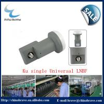 Buy cheap Ku band single universal LNBF from wholesalers