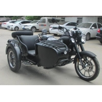 Buy cheap Adult 250cc side car motorcycle 4 Stroke Single Cylinder engine from wholesalers