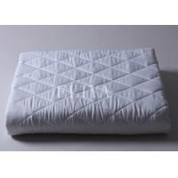 Buy cheap Brushed Cover Hollow Mattress Topper Protector Queen Size / Full Size / King Size from wholesalers