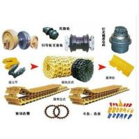 Buy cheap Excavator Spare Parts KOMATSU PC200 / 220 / 300 / 360 Track link Trackroller from wholesalers