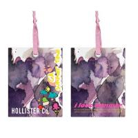 Buy cheap Personalised Custom Printed Hang Tags For Kid Clothing Coated Paper Material from wholesalers