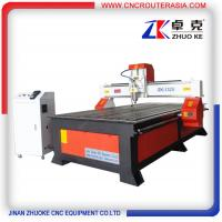 Buy cheap USB interface Mach3 control Soft wood cutting machine price ZKM-1325A 1300*2500mm from wholesalers