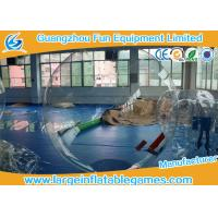 Buy cheap 2m 0.7mm TPU Jumbo Inflatable Water Walking Ball Waterproof for water games from wholesalers