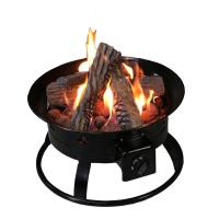 Buy cheap Inorganic Vented Gas Fireplace Logs Set Firepit Ceramic Logs For Gas Fire Pit S-099 product