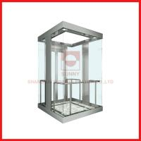 Buy cheap Observation /  Panoramic High Speed Elevator Multi Model For Passenger from wholesalers