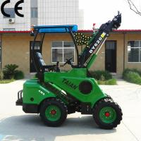 Buy cheap hot 4 wheel drive mini agricultural/garden farm loader product