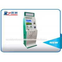 Buy cheap Anti Peeping Lottery Ticket Vending Kiosk Machine Self Cash / Card Payment from wholesalers