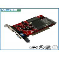 Buy cheap Turnkey Service FR4 Electronic Pcb Board , Custom IPC Standard PCB Assembly from wholesalers