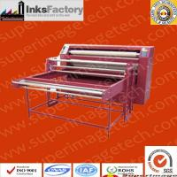 Buy cheap Automatic Roller Heat Press Machine for Cloth from wholesalers