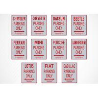Buy cheap Modern New Warning Sign Wall Hanging Paintings For Home Decor from wholesalers