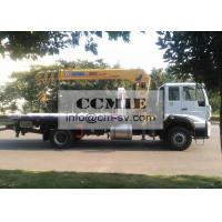 Buy cheap XCMG SQ8SK3Q Truck Mounted Telescopic Crane with Platform from wholesalers