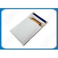 Buy cheap Custom Protective Post Office Mailing Envelopes Self-seal Bubble Mailers 265 x 380mm from wholesalers