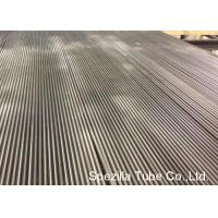 Buy cheap Duplex 2205 Stainless Steel Welded Pipe  UNS S32205 / S31803 ASMESA789 from wholesalers