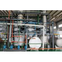 Buy cheap Computerized Tyre Oil To Diesel Plant , Waste Plastic Pyrolysis Plant Energy Saving product