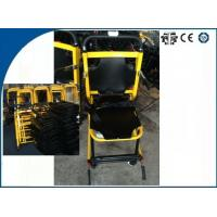 Buy cheap High Build Automatic Caterpillar Folding Emergency Stair Chair for Disabled Transport from wholesalers