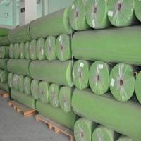 Buy cheap 30-300gsm 50-270cm PE film laminated Viscose with glue as customer's requirement color from wholesalers
