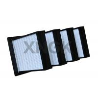 Buy cheap Turbulence Airflow Rigid Pocket Filter , Efficiency F8 Polyester Air Filter For HVAC System from wholesalers