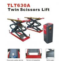 Buy cheap 3T TLT630A Double Scissor Car Lift Auto Workshop Equipment from wholesalers