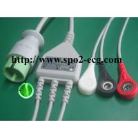 Buy cheap Spacelabs GE ECG Cables 90496 Ultraview TRU-LINK Style Low Noise Signal Transfer from wholesalers