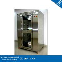 Buy cheap Cleanroom Pass Through Window Personal Air Shower Pass Box Applied Optoelectronic Display from wholesalers
