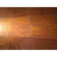 Buy cheap red wine oak engineered timber flooring from wholesalers