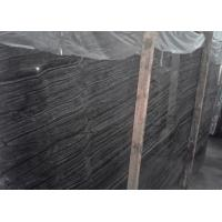Buy cheap Ancient Wood Vein Marble Slabs & Tiles, China Black Marble product