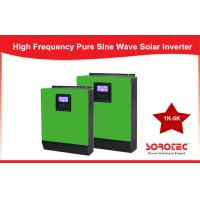 Buy cheap 3KVA - 5KVA Off Grid Solar Power Inverters , 220v High Frequency household inverter from wholesalers