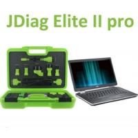 Buy cheap Brand new JDiag Elite II Pro Professional ECU Programmer Diagnostic-Tools with Laptop with complete accessories from wholesalers