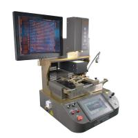 Buy cheap Hot air mobile phone rework station with optical alignment for cellphone ic repair from wholesalers