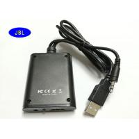 Buy cheap USB 2.0 to HDMI, USB 2.0/ 3.5MM  cable with HDMI out/ Adio out adapter, black color from wholesalers