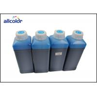 Buy cheap One Liter Dye Sublimation Water Based Ink For Epson DX-5 Printehead from wholesalers