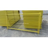 "Buy cheap Welded Fence 2""x4"",2""x6"",Yellow,Hot-dopped galvanized product"
