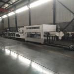 Buy cheap Corrugated Box Die Cutting Machine Folder Gluer / Corrugated Flexo Printing Machine from wholesalers
