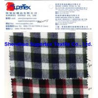 Buy cheap Custom Cotton Fabric Flannel Twill Fabric Flannelette 130~270GSM from wholesalers