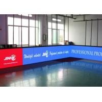 Buy cheap Waterproof Static Stadium Perimeter LED Display With Big Viewing Angle from wholesalers